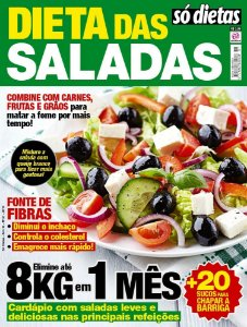 SÓ DIETAS - 51 DIETA DAS SALADAS (2015)
