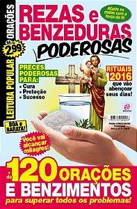 REZAS E BENZEDURAS PODEROSAS - 3 (2016)
