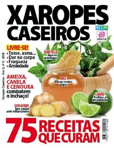 XAROPES CASEIROS  - 2 (2016)