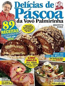 DELÍCIAS DE PÁSCOA DA VOVÓ PALMIRINHA - 2 (2016)