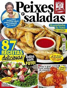 COZINHA DA VOVÓ PALMIRINHA 18 - PEIXES E SALADAS (2015)