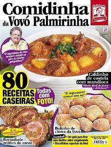 COZINHA DA VOVÓ PALMIRINHA 20 - COMIDINHA DA VOVÓ PALMIRINHA (2015)
