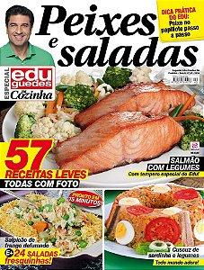 ESPECIAL EDU GUEDES NA COZINHA 42 - PEIXES E SALADAS (2016)