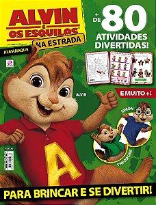 ALMANAQUE ALVIN E OS ESQUILOS NA ESTRADA - 1 (2016)