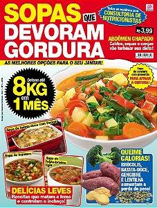 SOPAS QUE DEVORAM GORDURA - 1 (2016)