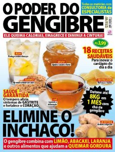 O PODER DO GENGIBRE - 5 (2016)