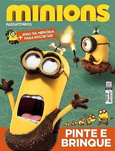 MINIONS PASSATEMPOS - 3 (2016)