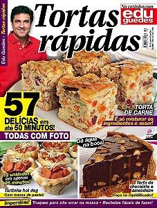 NA COZINHA COM EDU GUEDES - 42 TORTAS RÁPIDAS (2016)