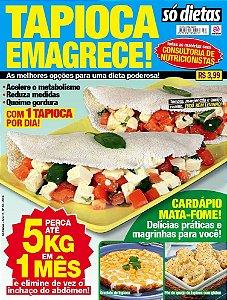 SÓ DIETAS - 53 TAPIOCA EMAGRECE (2016)
