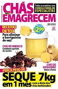 CHÁS QUE EMAGRECEM - 4 (2016)