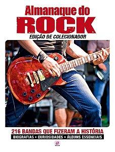 ALMANAQUE DO ROCK - EDIÇÃO DE COLECIONADOR - 1 (2016) RELEITURA