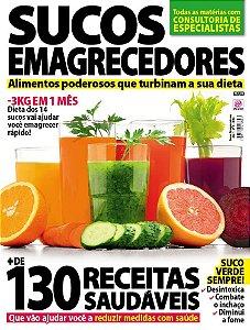 SUCOS EMAGRECEDORES - 1 (2016)