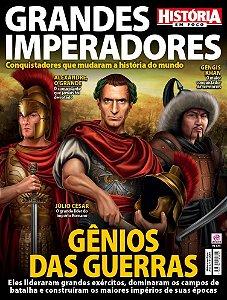 HISTÓRIA EM FOCO 9 - IMPERADORES (2016)
