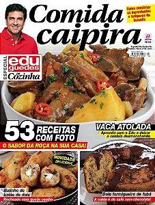 ESPECIAL EDU GUEDES NA COZINHA - 43 COMIDA CAIPIRA (2016)