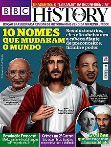 BBC HISTORY BRASIL 11 - 10 NOMES QUE MUDARAM O MUNDO (2016)