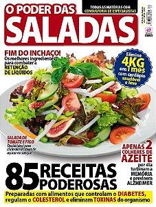 O PODER DAS SALADAS - 34 (2016)
