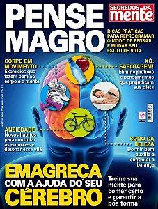 SEGREDOS DA MENTE - PENSE MAGRO - 3 (2016)