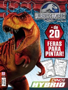 JURASSIC WORLD PARA PINTAR - 3 (2016)