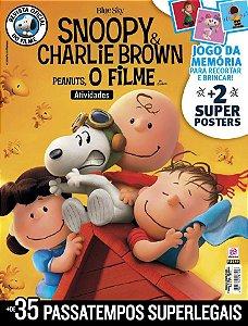 SNOOPY E CHARLIE BROWN PEANUTS, O FILME - ATIVIDADES - 2 (2016)