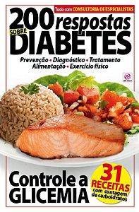 200 RESPOSTAS SOBRE DIABETES - 1 (2016)
