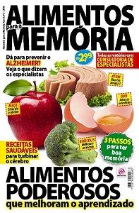 ALIMENTOS PARA A MEMÓRIA - 4 (2016)