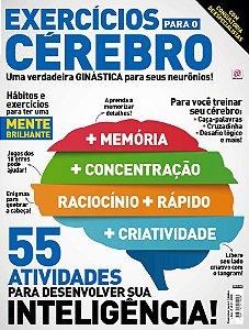 EXERCÍCIOS PARA O CÉREBRO - 2 (2016)