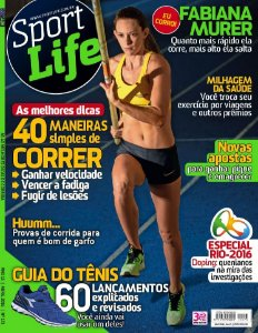 SPORT LIFE 173 - ABRIL 2016