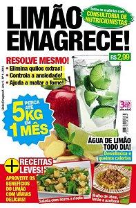 LIMÃO EMAGRECE! - 1 (2016)
