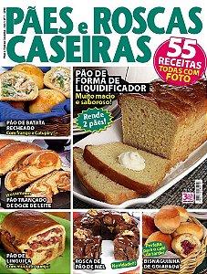 PÃES E ROSCAS CASEIRAS - 1 (2016)