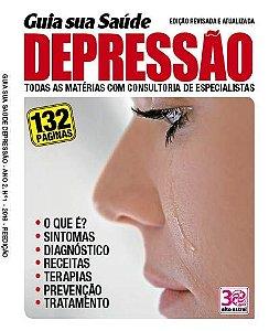 GUIA SUA SAÚDE DEPRESSÃO - 1 (2016) REEDIÇÃO