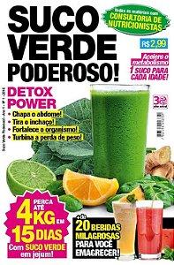 SUCO VERDE PODEROSO! - 1 (2016)