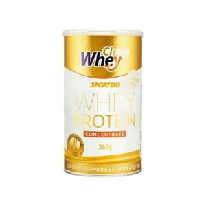 Clean Whey Concentrada - 360g - CleanWhey