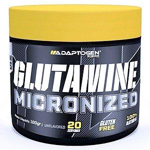 Glutamine Micronized - 100g - Adaptogen Science
