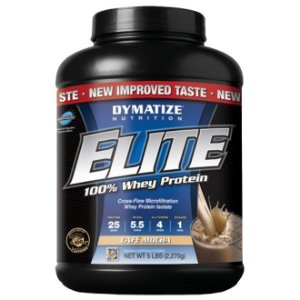 Elite Whey Protein - 2kg - Dymatize Nutrition