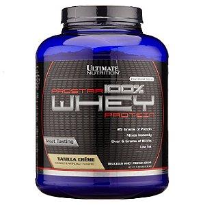 100% Whey Prostar  - 2.39Kg - Ultimate Nutrition