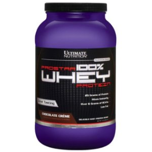 100% Whey Prostar  - 907g - Ultimate Nutrition