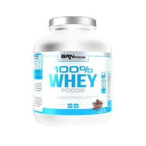 100% Whey Foods - 2Kg - BrnFoods