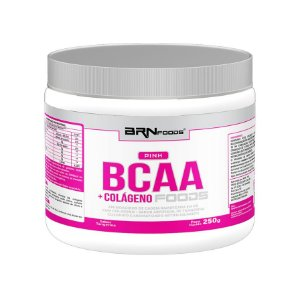 Pink BCAA + Colágeno Foods - BrnFoods