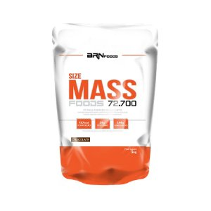 Size Mass Foods - 3kg - BrnFoods
