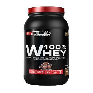 100% Whey - 900g - Bodybuilders