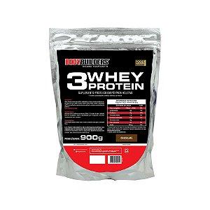 3 Whey Protein- 900g - Bodybuilders