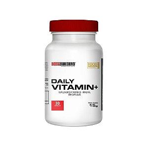 Daily Vitamin + - 30 Caps - Bodybuilders