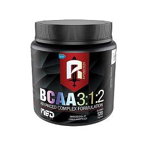 BCAA 3:1:2 - 120 Caps - Mednutrition