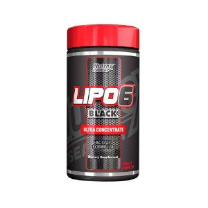 Lipo 6 Black Powder - 125g - Nutrex