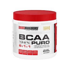 BCAA 100% Puro - 200g - Bodybuilders