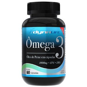 Omega 3 - 60 Caps - Dynamic lab