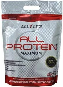 Maximum All Protein - 2kg - All Life Nutry