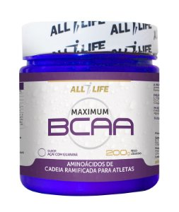 Maximum BCAA 100% - 200g - All Life Nutry