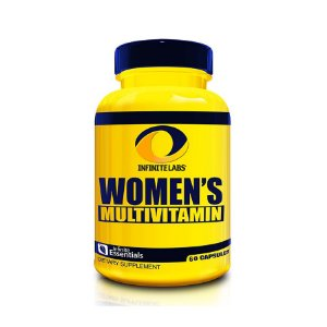 Womens Multivitamin - 60 Caps - Infinite Labs