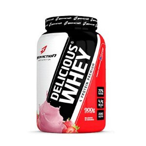 Delicious  Whey - 900g - BodyAction